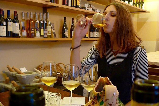 vvineyard tour & tasting wine