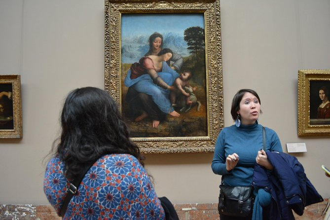 Private family tour in the Louvre, art is fun ! photo 7