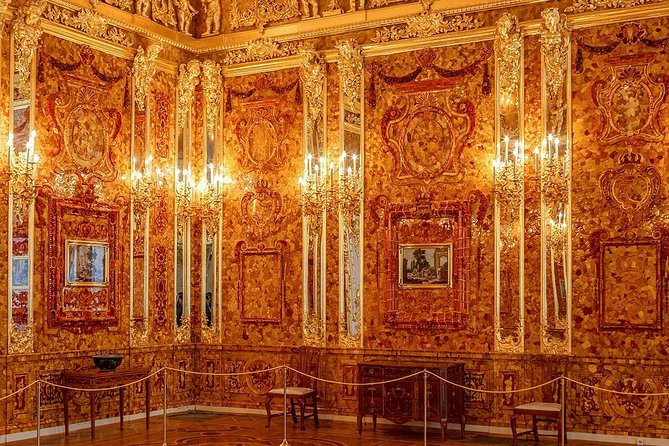 St. Petersburg Join-in Tour: Сity Tour + Peterhof and Catherine's Palace photo 9