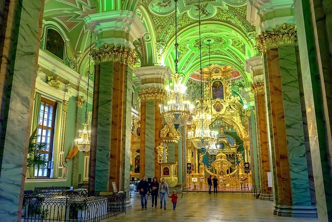 St. Petersburg Join-in Tour: Сity Tour + Peterhof and Catherine's Palace photo 23