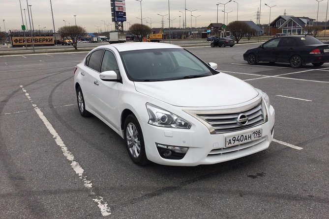 Taxi (transfer) from Murmansk to Kirovsk - price per car