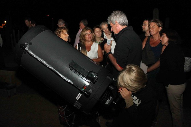 Astronomy evening accompanied by our animators and telescope observation