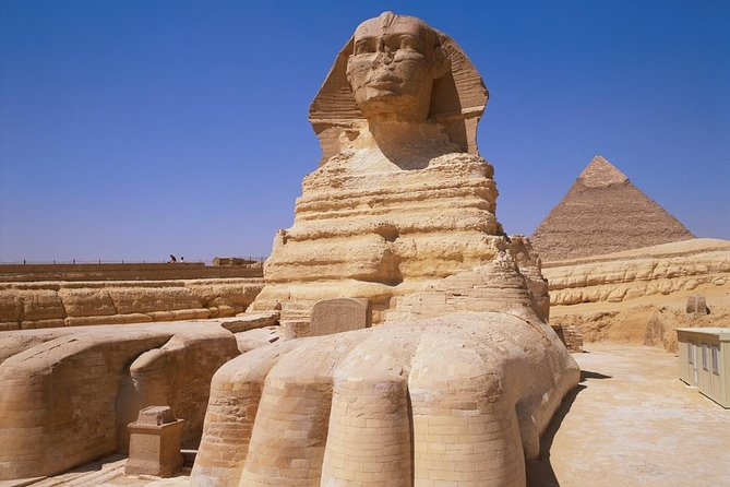 Cairo layover tours to Giza pyramids&sphinx from Cairo airport photo 10