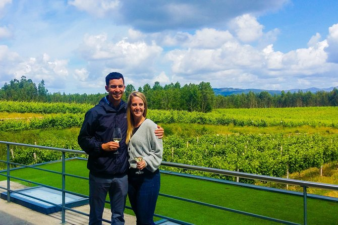 Private Vinho Verde Tour: Visit 2 Wineries with Wine Tastings & Lunch
