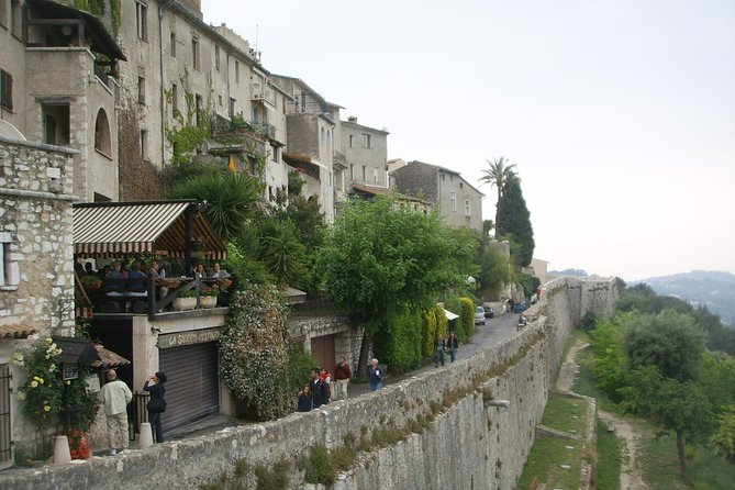 Private shore excursion from Cannes : Half day Saint-Paul de Vence, Nice (6 hours)