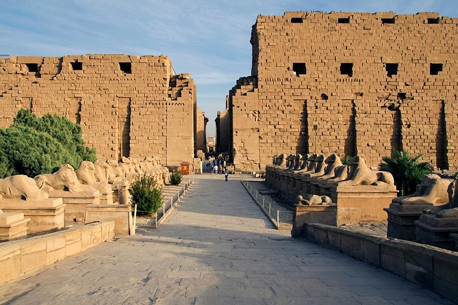Luxor Private Full-Day Tour: Explore the East and West Banks of Luxor. photo 4