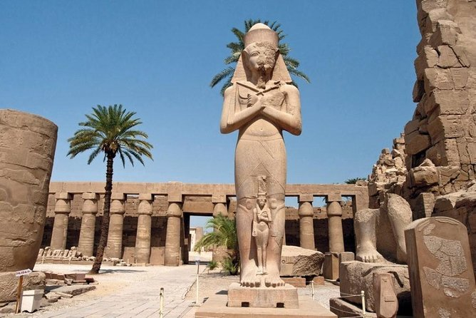 Luxor Private Full-Day Tour: Explore the East and West Banks of Luxor. photo 9
