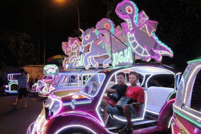 Yogyakarta Night Delight Walking Tour
