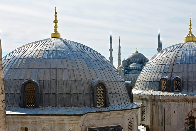 Afternoon Tour of Hagia Sophia & Grand Bazaar photo 6