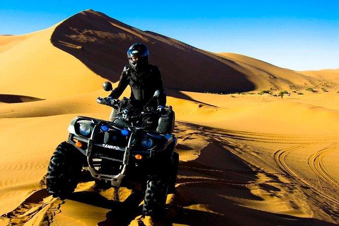 1 Hours ATV Quad Biking in Merzouga Desert
