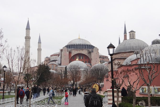 Afternoon Tour of Hagia Sophia & Grand Bazaar photo 7