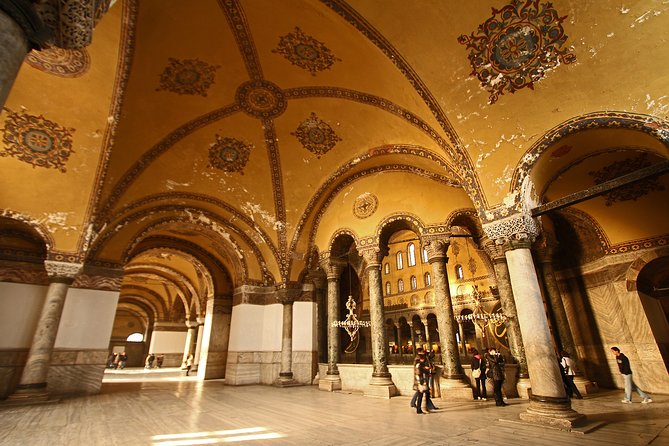 Afternoon Tour of Hagia Sophia & Grand Bazaar photo 8