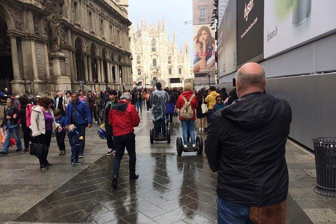 CSTRents - Milano Segway PT Authorized Tour