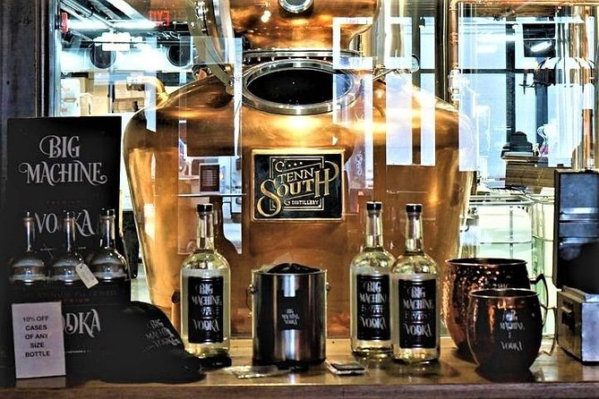 Nashville's Tenn South Distillery Guided Tour with Tastings