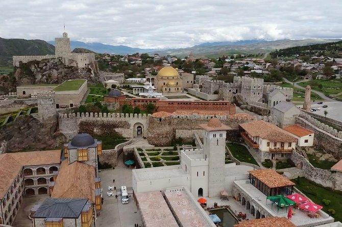 2 Days Private Tour - Jvari monastery, Uplistsikhe, Borjomi, Akhaltsikhe Vardzia
