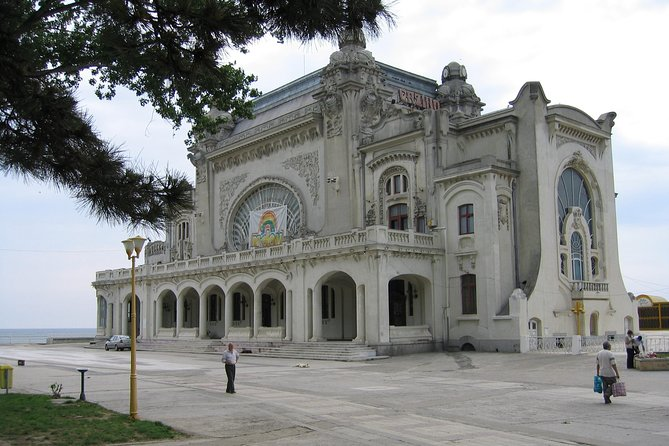 Day tour to Constanța, at the Black Sea (by train from Bucharest)