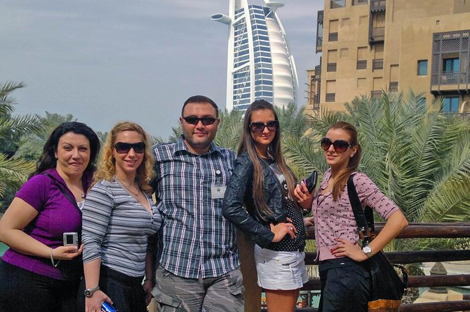 Combo: New Dubai City Tour & Burj Khalifah photo 9