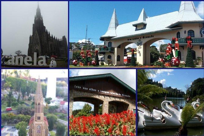 City Tour Especial em Grupo : Gramado e Canela com a Fatur Turismo