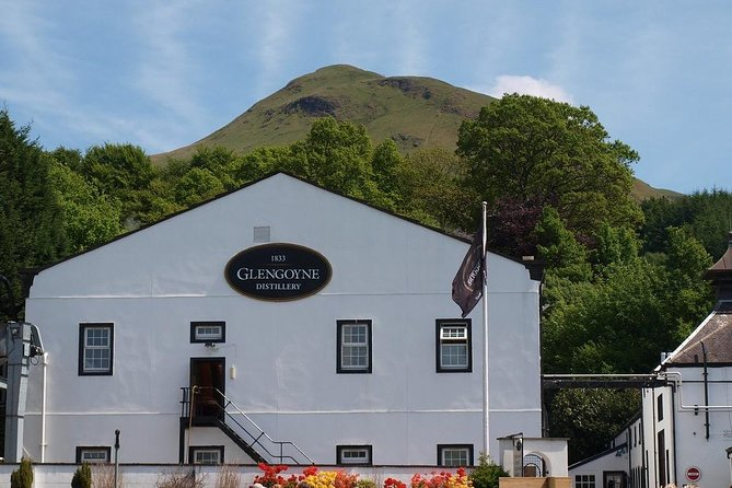 Scottish Whisky Distillery Tour