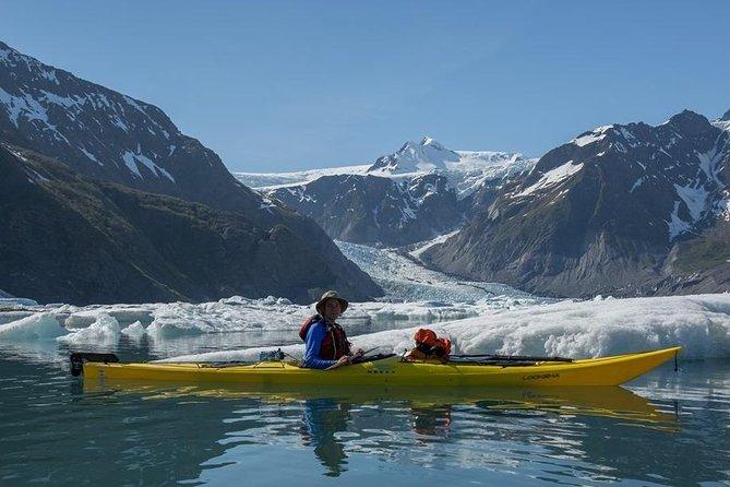 Best of Alaska - Fishing, Glacier Kayaking & Sightseeing in the Kenai Fjords!