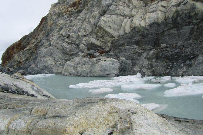 Trekking to Albino Glacier from Ushuaia