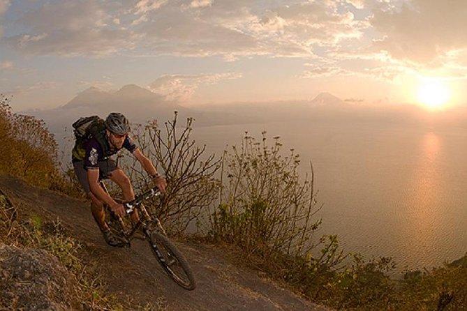 1-Day Lake Atitlan Road / Technical Ride from Antigua, Guatemala