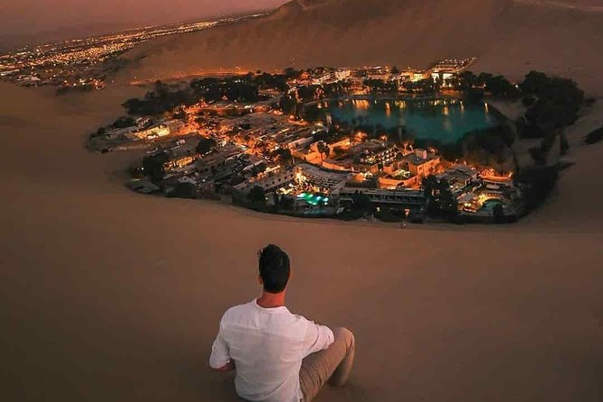 Oasis Huacachina from Lima
