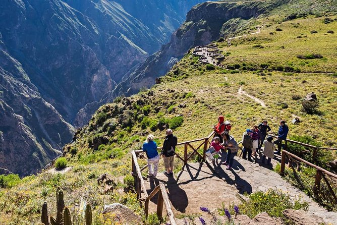 Colca Canyon: One of the deepest canyons in the world