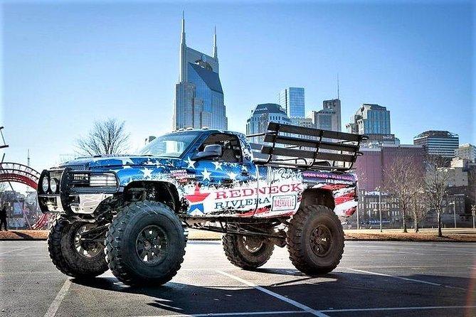 Jack Truck Up Monster Truck Joyride di Nashville