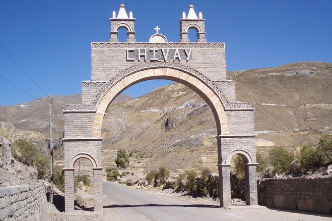 Colca Canyon 2 days / 1 night and disembark in Puno