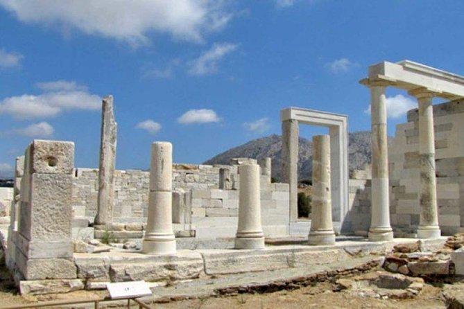 Naxos private half day tour