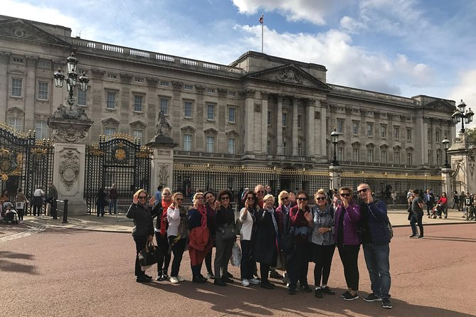 Full Day London Pick & Mix Customized Tour