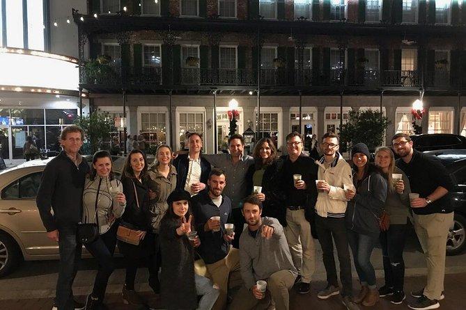 Creepy Crawl Night-Time Haunted Pub Walking Tour of Savannah's Historic District