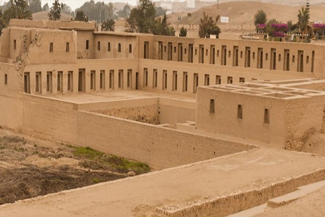 Private Service Lima City and Pachacamac Tour - Full Day