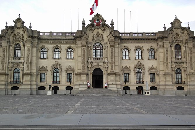 Shore Excursion LIMA PERU - Full Day