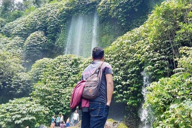 Benang Kelambu Waterfall Tour, Lingsar Temple, Sukarara - Day Tour