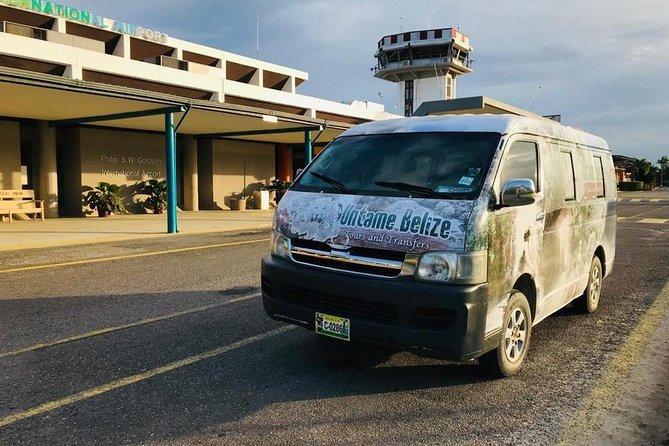 Belize International Airport - Hopkins/ Dangriga PRIVATE SHUTTLE