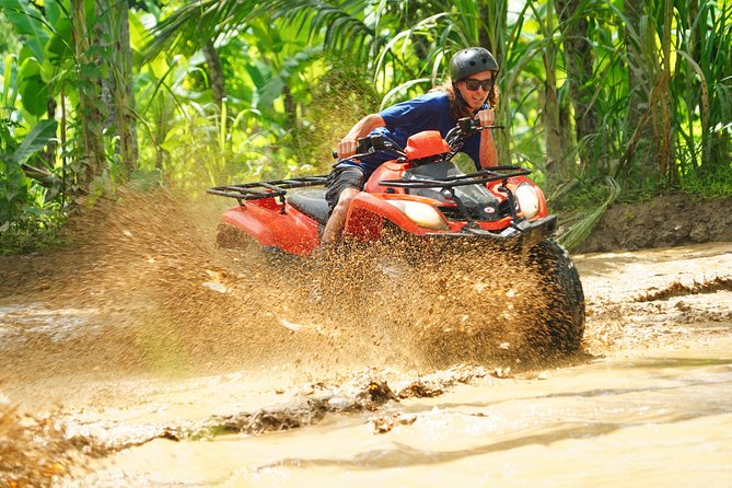 Bali Quad Adventure with Optional Waterfall Tour