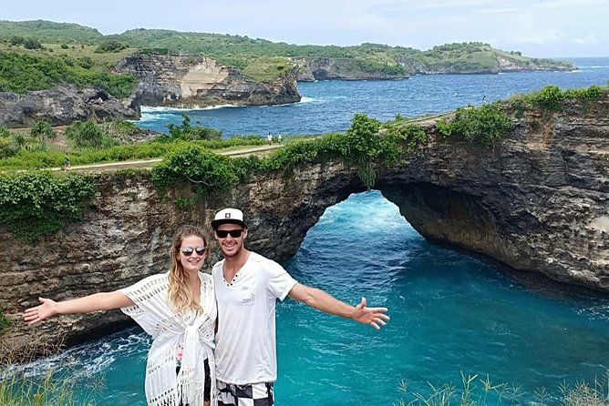 From Bali: Discover Best of Penida Beach & Triple Snorkeling - Private Tour