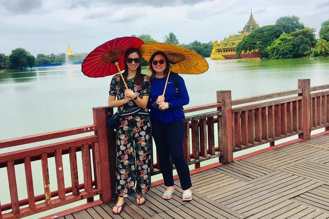 Best Yangon City Tour with Experience English Speaking Guide