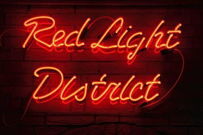 Amsterdam Red Light District and Coffeeshop Tour