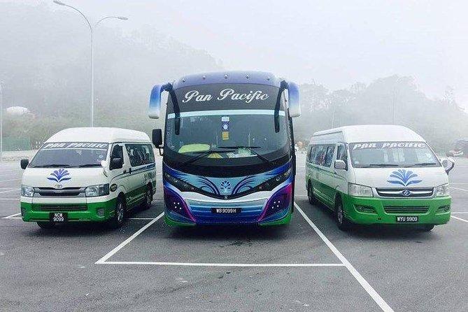 Departure Transfer from Malacca to KLIA/KLIA2