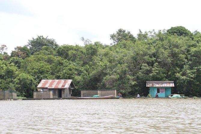 Susur Sungai Arut , Down The Arut River