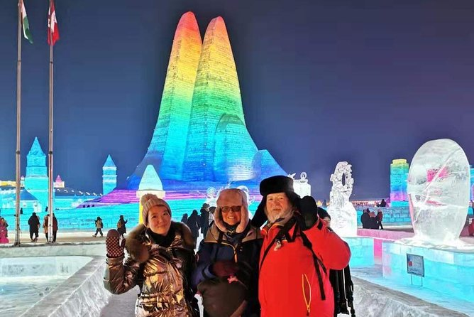 All-Inclusive 3-Day Private Tour to Harbin Ice Festival with Accommodation