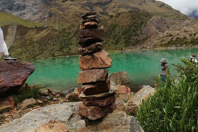Humantay Lake, Machu Picchu by train and Rainbow Mountain 3 days in Cusco