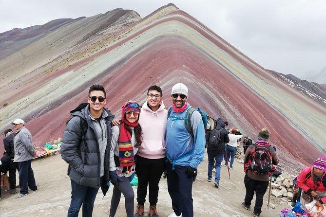 Cusco 03 days tour: Humantay Lake, Machu Picchu by train and Rainbow Mountain