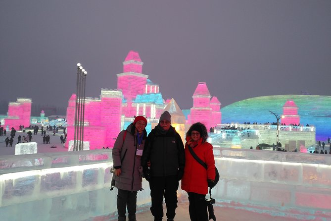 All-Inclusive 4-Day Private Tour to Harbin Ice Festival with Accommodation