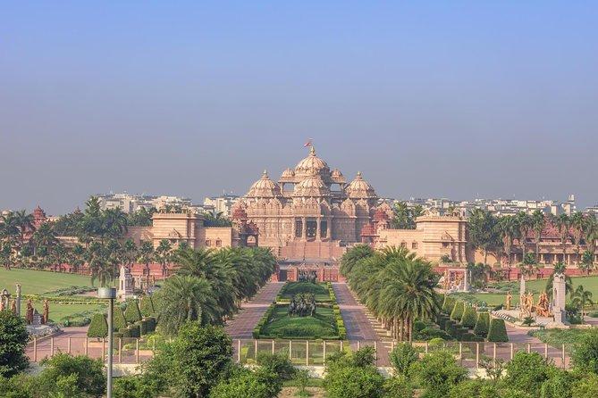 Spiritual tour of Delhi