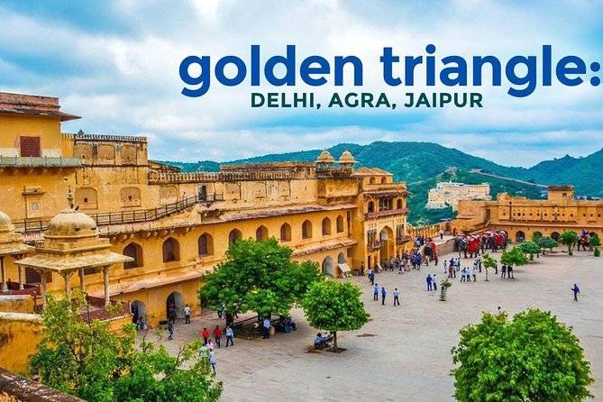 Golden Triangle Tour 4 Nights 5 Days photo 1