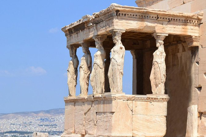 Classical Athens highlights full day private tour